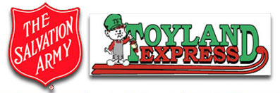 Salvation Army - Toyland Express